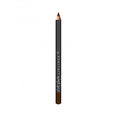 LA GIRL Lipliner Pencil - Deepest Brown 1.3g