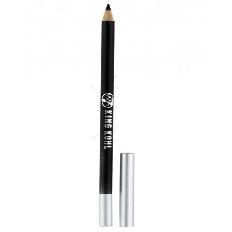 W7 King Kohl Eyeliner Pencil Black