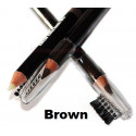 W7 Brow Master 3-in-1 Brow Pencil Definer Brown
