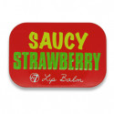 W7 Fruity Flavours in a Tin Lip Balm 12g Saucy Strawberry